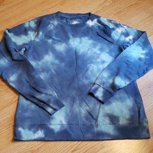 Sonoma every day sweatshirt in Tonal blue